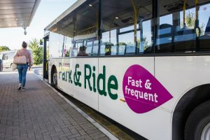 BID Leicester fund late-night Christmas Park & Ride extension