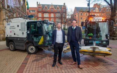BID Leicester supports extra cleaning for city centre streets