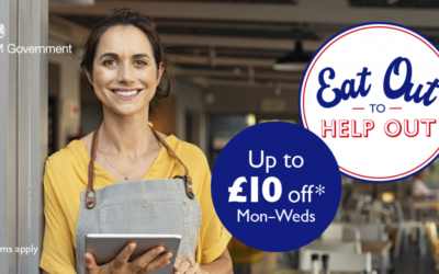Eat Out To Help Out scheme is live – support local businesses